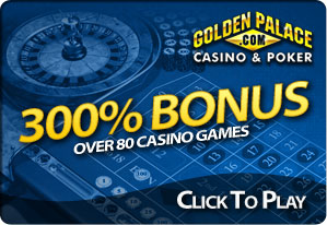 Play Casino Games at GoldenPalace.com!